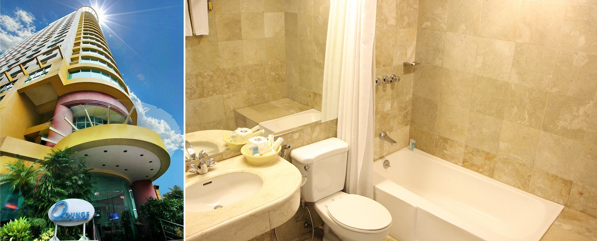 Oxford Suites Makati-bathroom