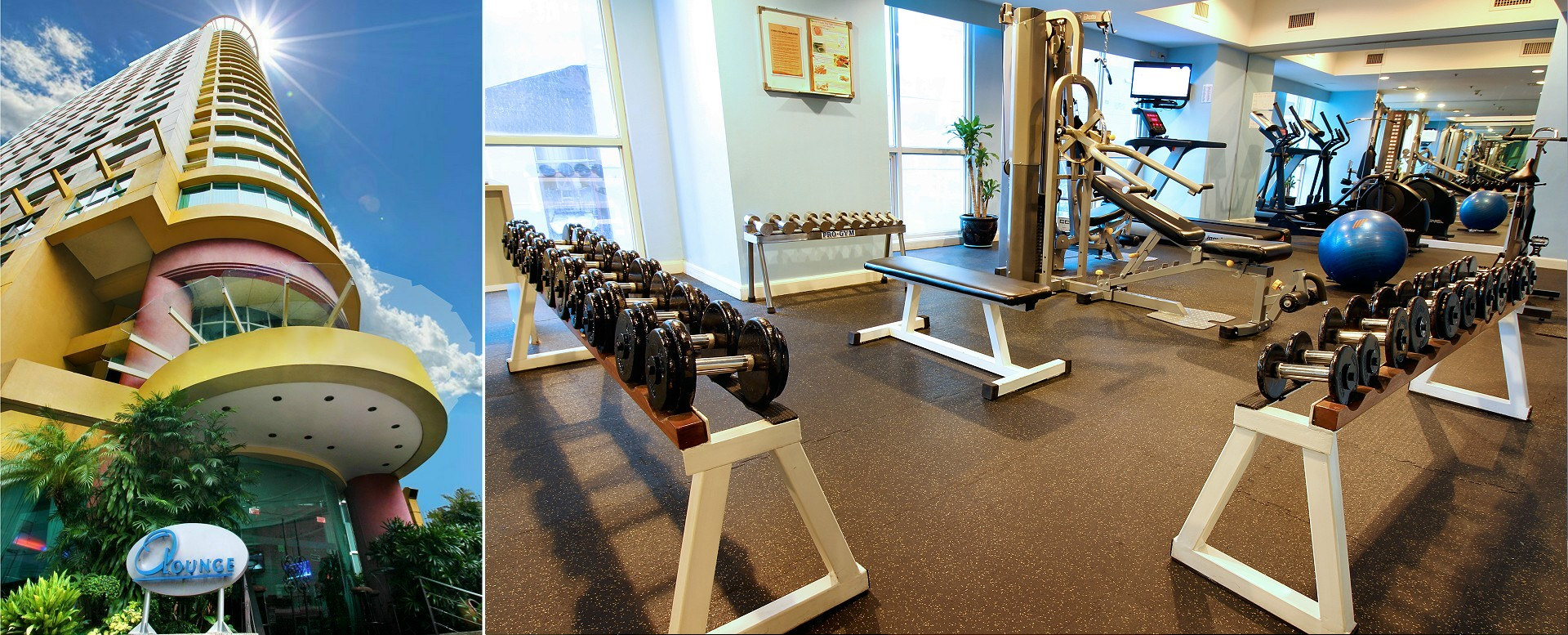 Oxford Suites Makai - Fitness Room
